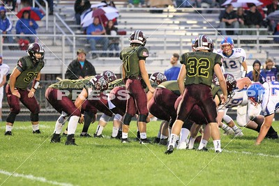 10-06-17--Winamac vs. Caston--Lil Cheer Night