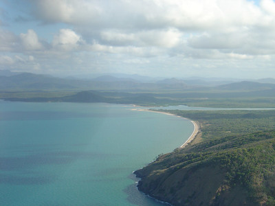 Voyage back to Cairns