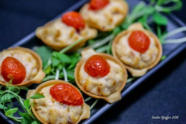 2018 Bristol Catering Food Tastings