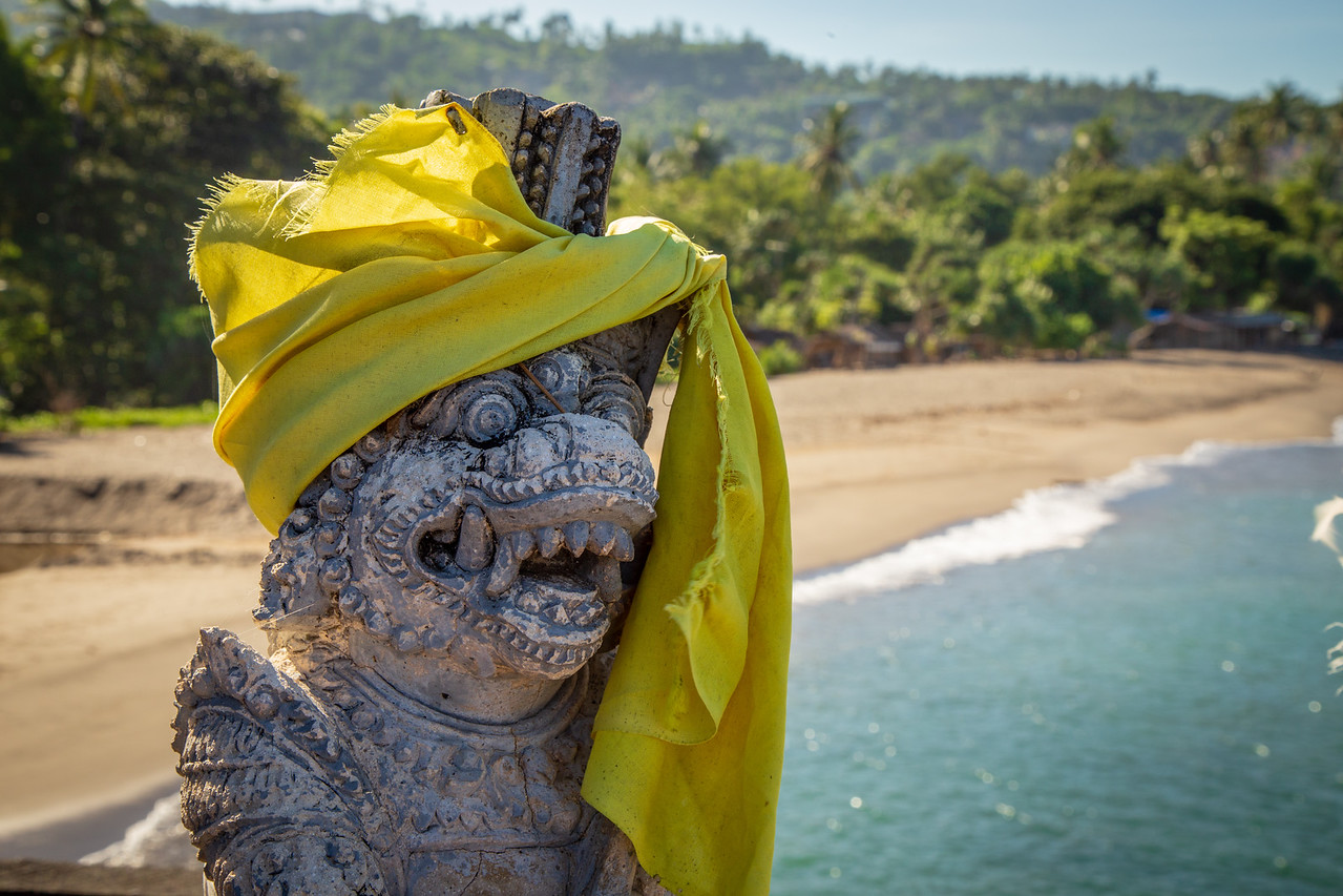 Given Its Stunning Location, Batu Bolong Temple is a Great Place to Visit on Lombok