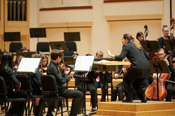2019-11-23 Charlotte Symphony Youth Orchestra Fall Concert