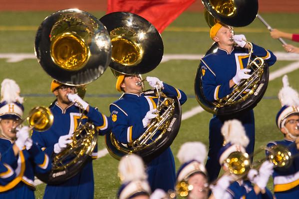 Band: Hampton vs. Indiana