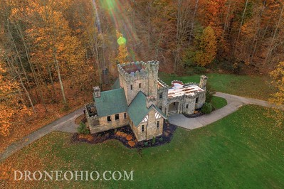 Squires Castle - Willoughby Ohio