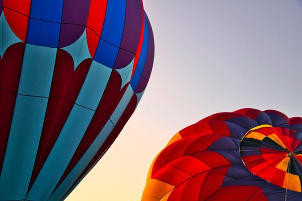 Boise Balloon Festival - 2018