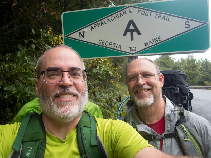 9/25-28/2018 Appalachian Trail Nantahala Gorge to Fontana Dam