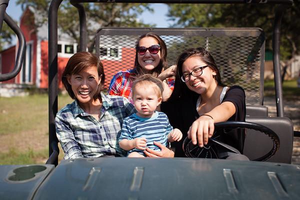 Davis Family - Blanco, TX - September 2017