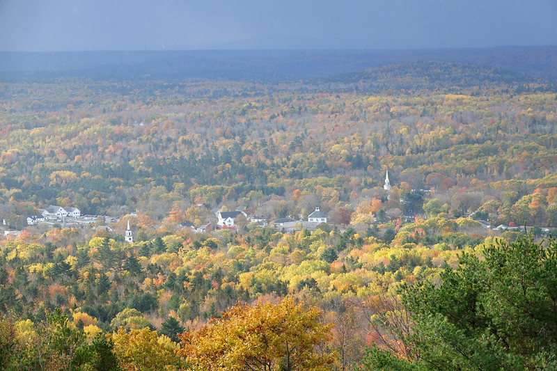 Town of Blue Hill from Blue Hill in Autumn .jpg