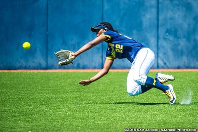 Best of UM Softball Vs Penn State Game 2 - 5-2-15