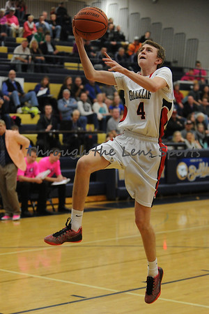 McMinnville vs. West Albany Boys HS Basketball