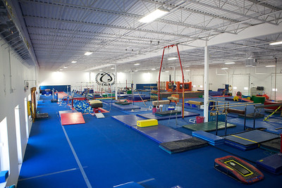 Our New Gym 2012