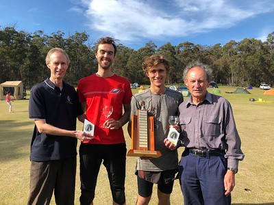 2019 ACT and Intervarsity Champs