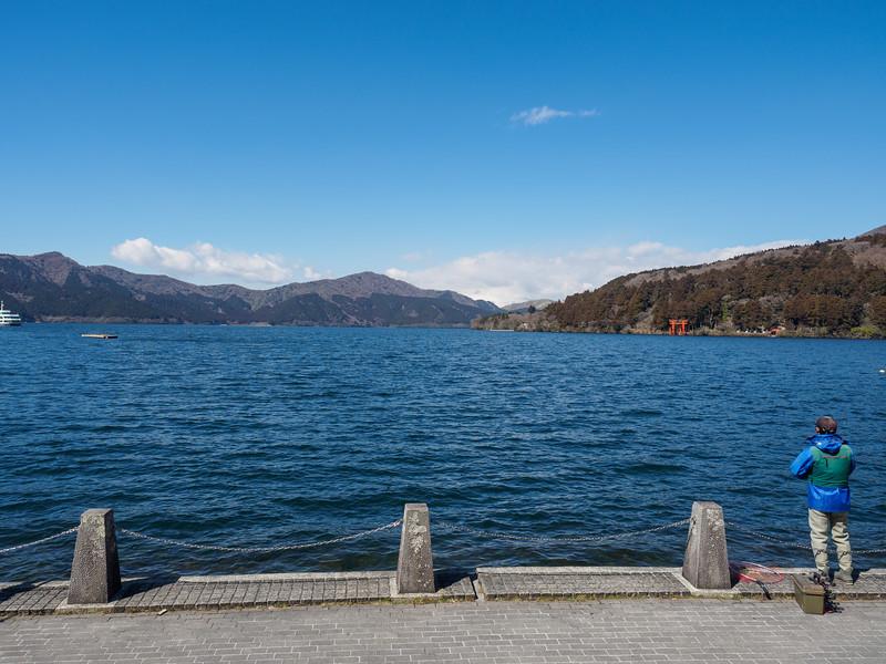 Lake Ashi / Mt Fuji