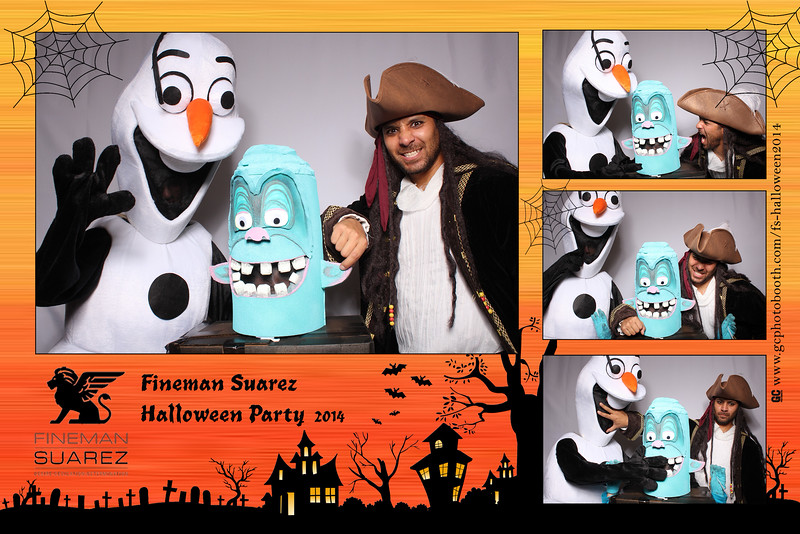 Fineman Suarez Halloween Party