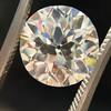 3.46ct Old European Cut Diamond GIA M, VS1 30