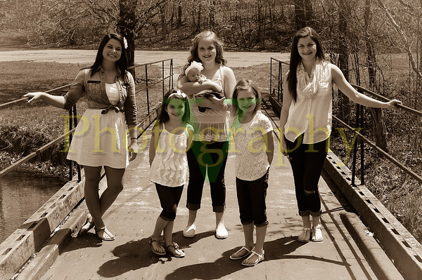 Wheeler Girls - 2013