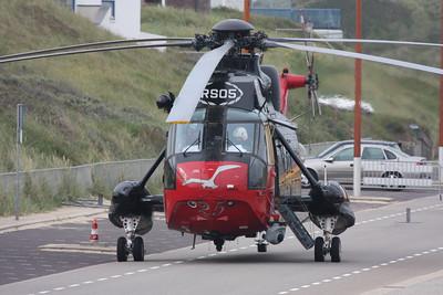 SAR oefening Katwijk 2011