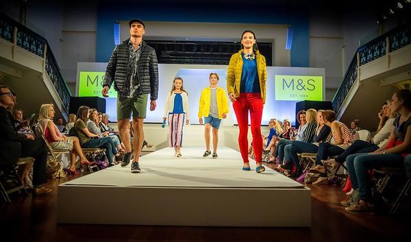 Winchester Fashion Show - 21/04/18