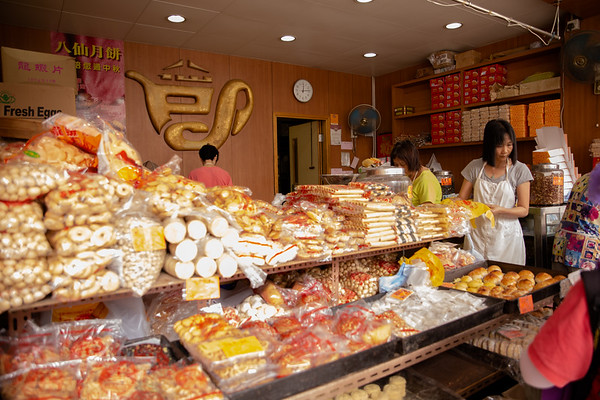 Sham Shui Po - Vendors