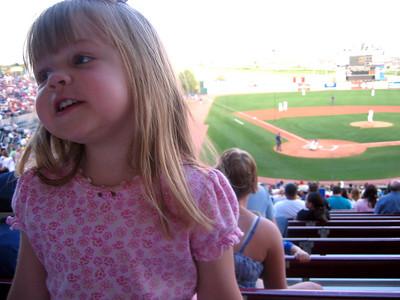 Sky Sox Game - June 2006