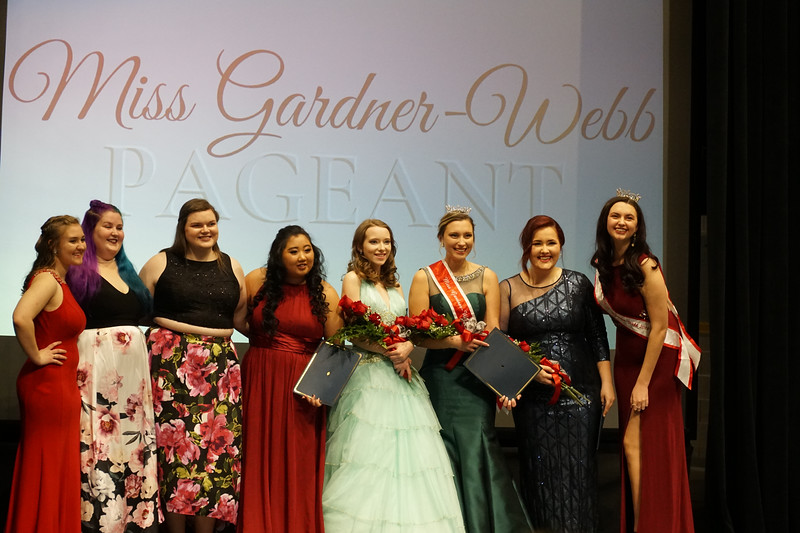 Miss Gardner-Webb 2020 Pageant
