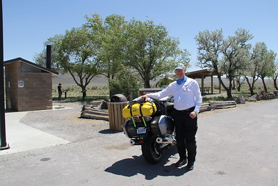2012 Chief Joseph Rally- After Rally ride to Calif. Hwy 36