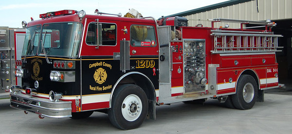Campbell County Rural Fire Services