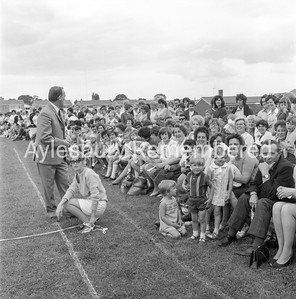 Elmhurst County Infant School sports, July 1968