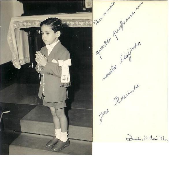 Dundo. 1960. José Boucinha