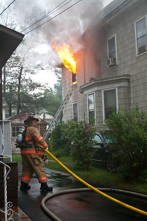Ridgefield Pk NJ 2nd alarm, 18 Highland Pl. 05-31-15