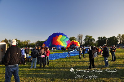 38th annual Walla Walla Balloon Stampede