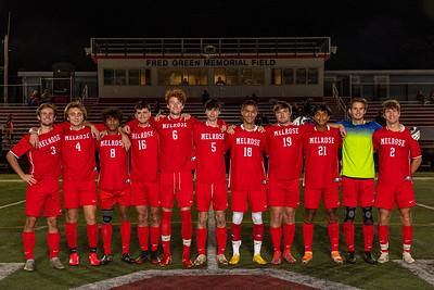 MHS Boys Soccer Senior Night 18OCT21