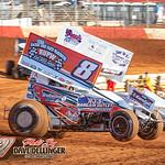 Lincoln Speedway - 4/3/21 - Dave Dellinger