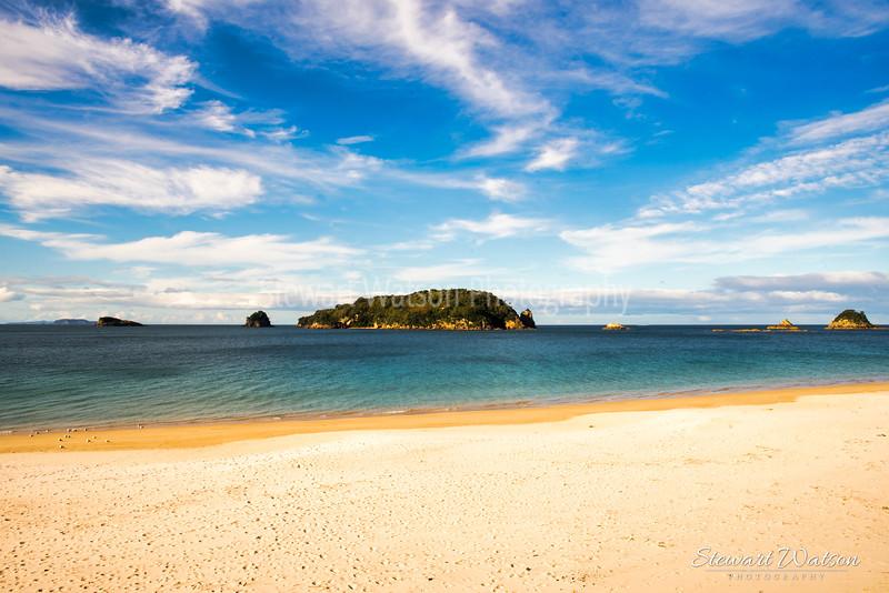 Haei beach cloudscape