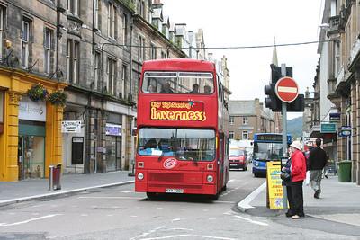 City Sightseeing Inverness