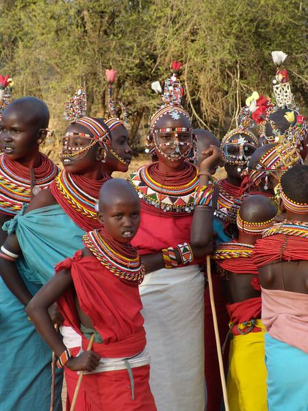 Samburu Girls at Goat Ceremony EMC 154.jpg