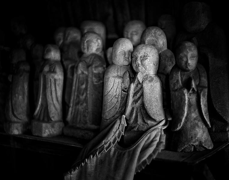 Secrets of the Jizo