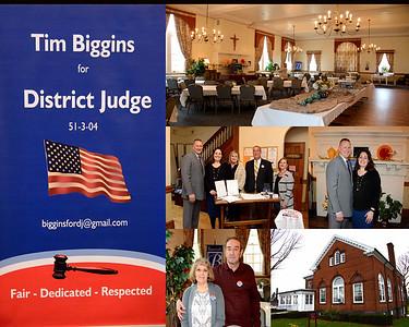 Tim Biggins Reception