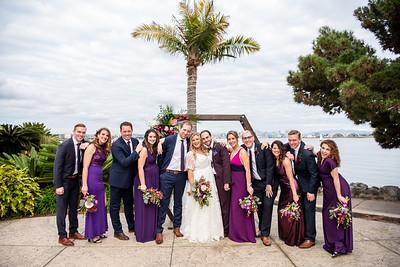 Lindsay + Tony | Bali Hai Wedding | San Diego Wedding Photographer