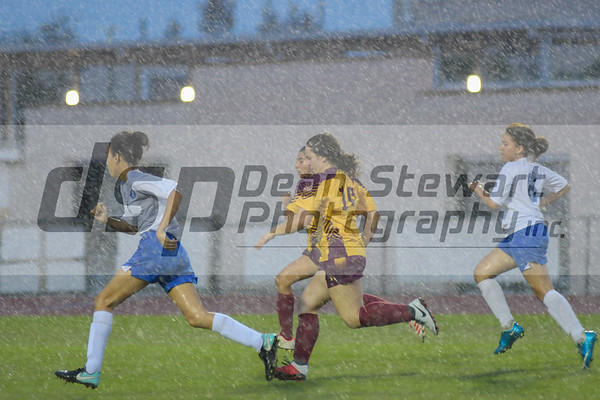 JV & V Girls Soccer 12.17.19