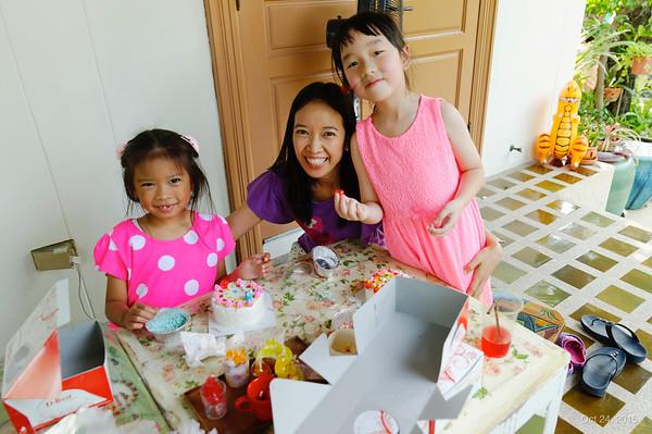 Bai Tuey's Birthday 2015