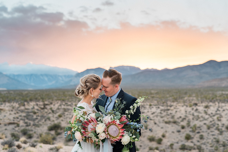 Mt. Charleston, Las Vegas Intimate Wedding | Kristen Kay Photography-29.jpg