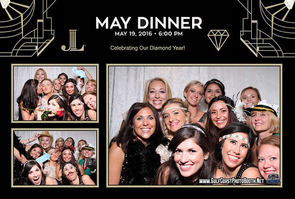 Junior League May Dinner 2016 Photo Booth Prints