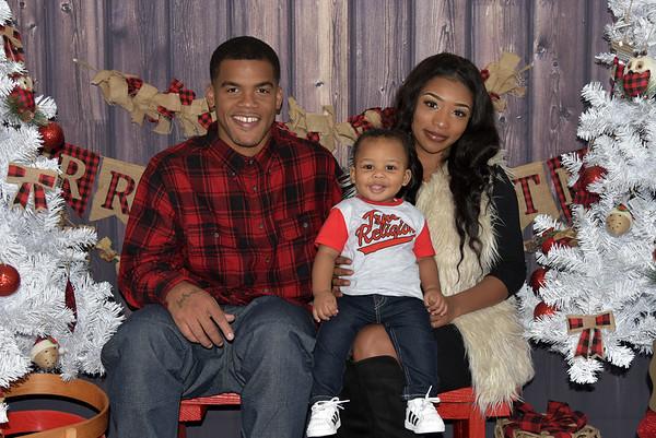 Baby Nas & Family