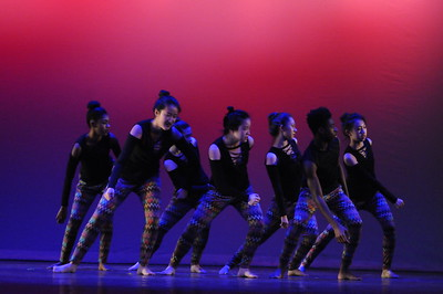 Winter 2017 Dance Show