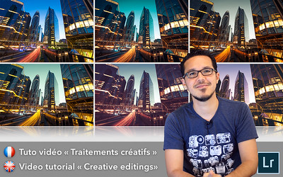 Lightroom creative editings