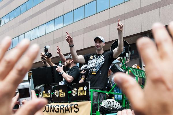 2011 Bruins Parade