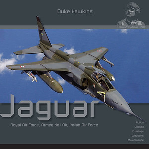 "Aircraft in Detail 001 - ""Jaguar"""