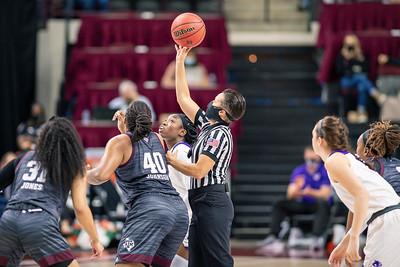 2020-Dec-13 NCAA Women's Basketball | Texas A&M v Abilene Christian Wildcats
