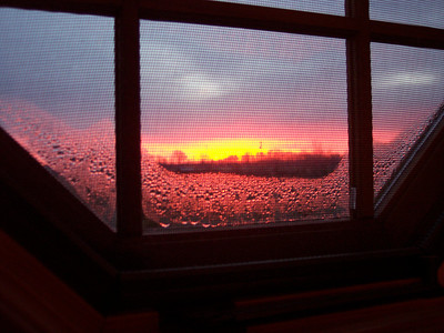 Sunset 20120803