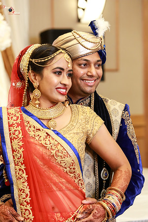 BHAVINI AND VIVEK WEDDING CEREMONY 2